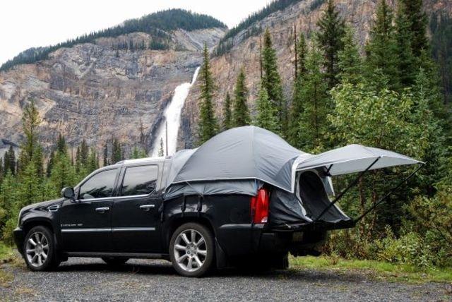 photo: Napier Sportz Avalanche Truck Tent roof-top tent