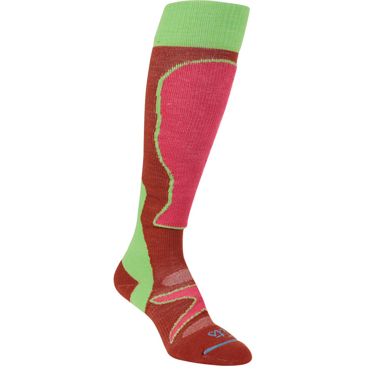 photo: FITS Sock Light Ski Socks snowsport sock