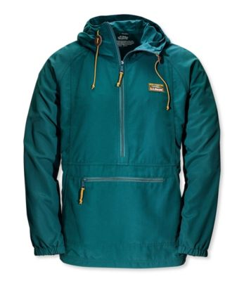 photo: L.L.Bean Mountain Classic Anorak waterproof jacket