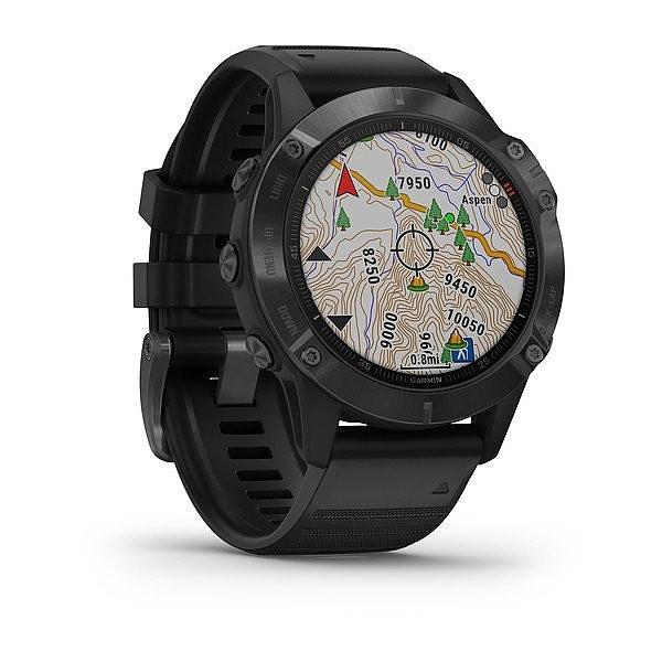 photo: Garmin fenix 6 Pro gps watch