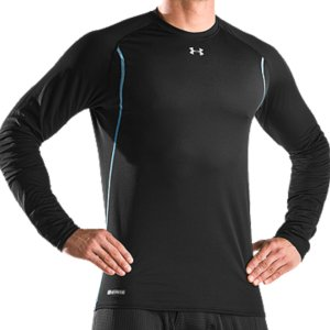 photo: Under Armour ColdGear Base 1.0 Crew base layer top