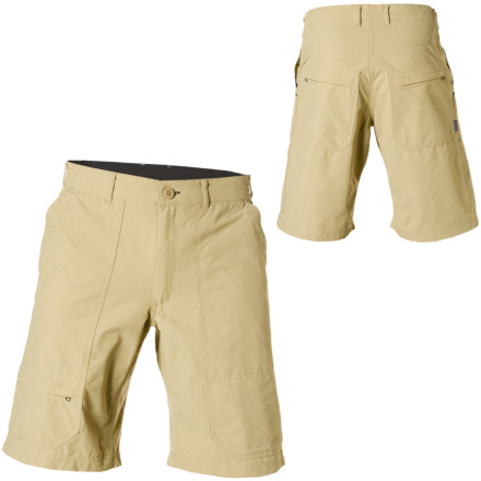 photo: Patagonia Borderless Shorts hiking short
