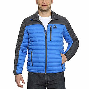 photo: Gerry Sweater Down Jacket down insulated jacket