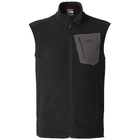 photo: The North Face TKA 100 Trinity Alps Fleece Vest fleece vest
