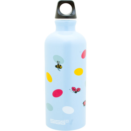 SIGG Lifestyle Bottle 0.6 Liter