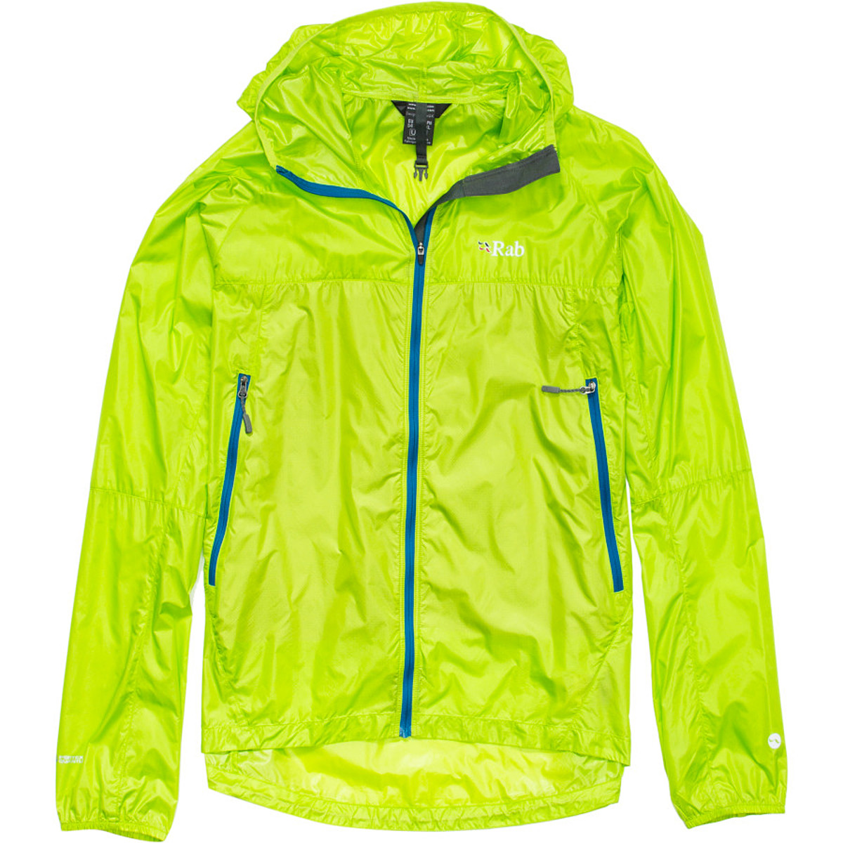 photo: Rab Cirrus Wind Top wind shirt