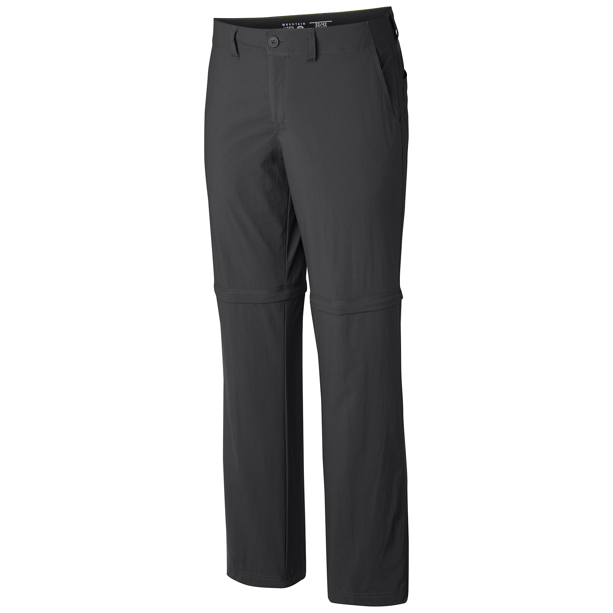 photo: Mountain Hardwear Castil Convertible Pant hiking pant