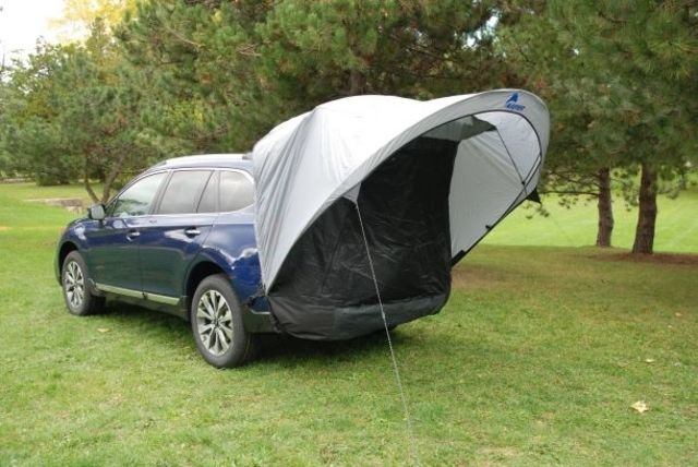 photo: Napier Sportz Cove roof-top tent