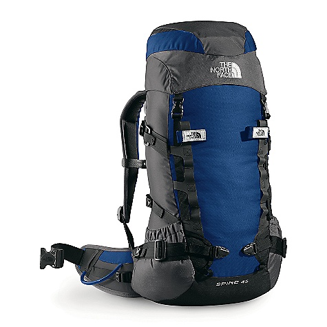 photo: The North Face Spire 45 overnight pack (35-49l)