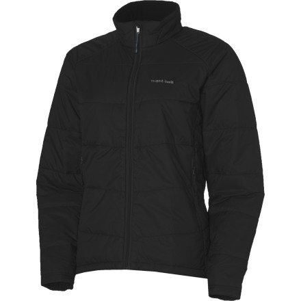 photo: MontBell Women's U.L. Thermawrap Jacket synthetic insulated jacket