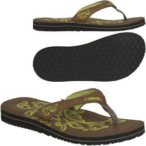 photo: Teva Women's Habit flip-flop