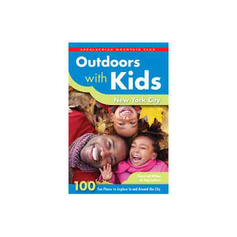 photo: Appalachian Mountain Club Outdoors with Kids: New York City us northeast guidebook