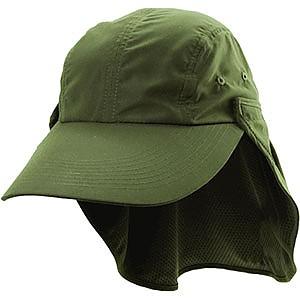 Dorfman Pacific MC50 Fishing Hat with Removable Sunshield