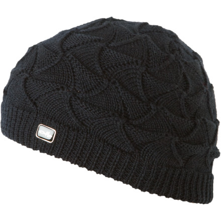 photo: Oakley Snug Novelty Beanie winter hat
