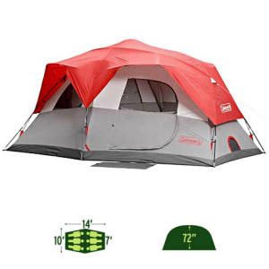 photo: Coleman Galileo Tent three-season tent