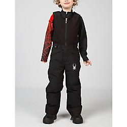 photo: Spyder Kids' Mini Expedition Pant snowsport pant