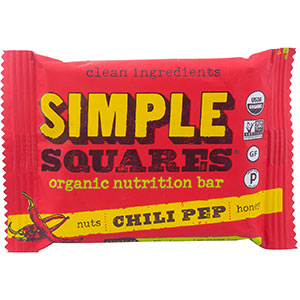 Simple Squares Organic Nutrition Bar