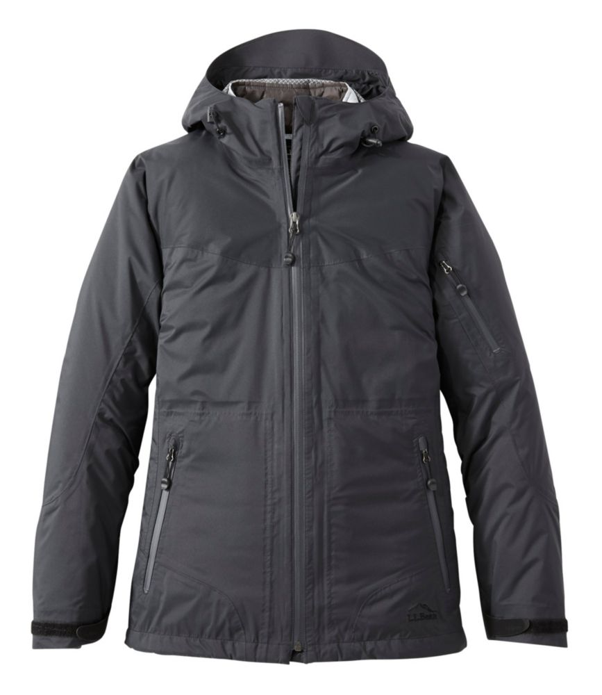 photo: L.L.Bean Women's Weather Challenger 3-in-1 Jacket component (3-in-1) jacket