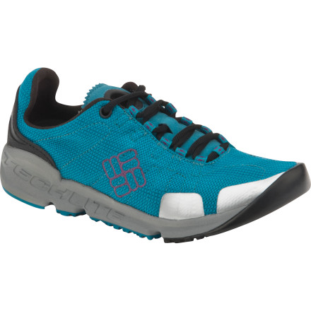 photo: Columbia Women's Descender Trail Running Shoe trail running shoe