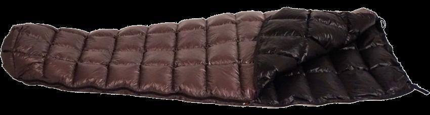 photo: Western Mountaineering EverLite warm weather down sleeping bag