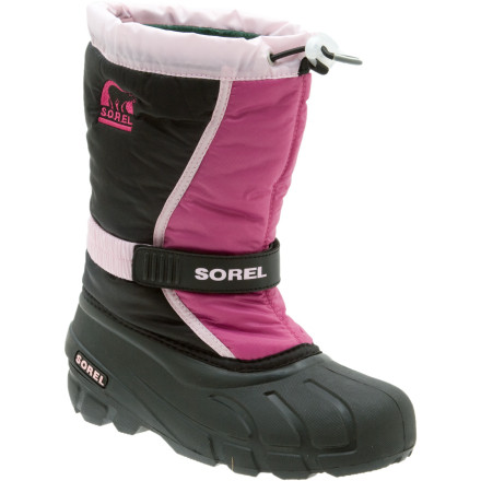 photo: Sorel Girls' Flurry TP winter boot