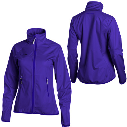 photo: Mammut Felici soft shell jacket