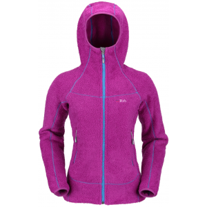 photo: Rab Boulder Hoodie fleece jacket