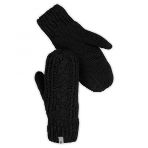 photo: The North Face Cable Knit Mitt fleece glove/mitten