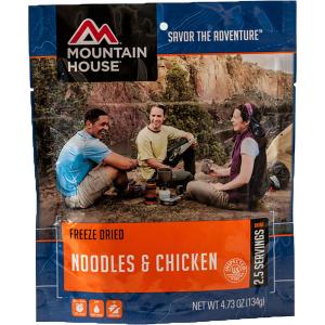 photo: Mountain House Noodles & Chicken meat entrée