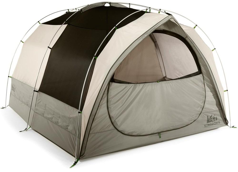 Ozark Trail 12' x 8' 6-Person Dome Tent Reviews - Trailspace