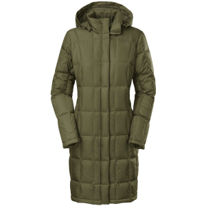 photo: The North Face Metropolis Parka down insulated jacket
