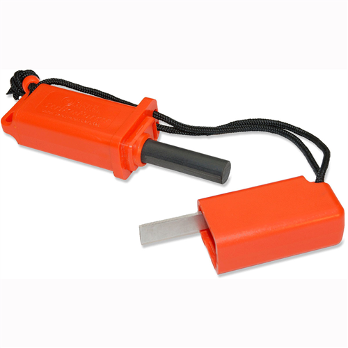 photo: Ultimate Survival Technologies StrikeForce fire starter