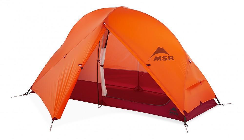 photo: MSR Access 1 four-season tent