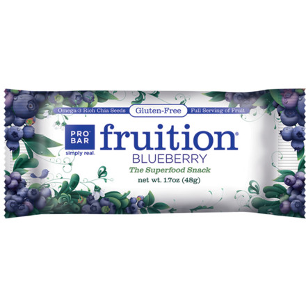 photo: ProBar Fruition Blueberry bar