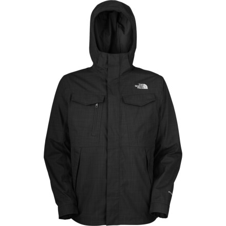 photo: The North Face Rainier Jacket waterproof jacket