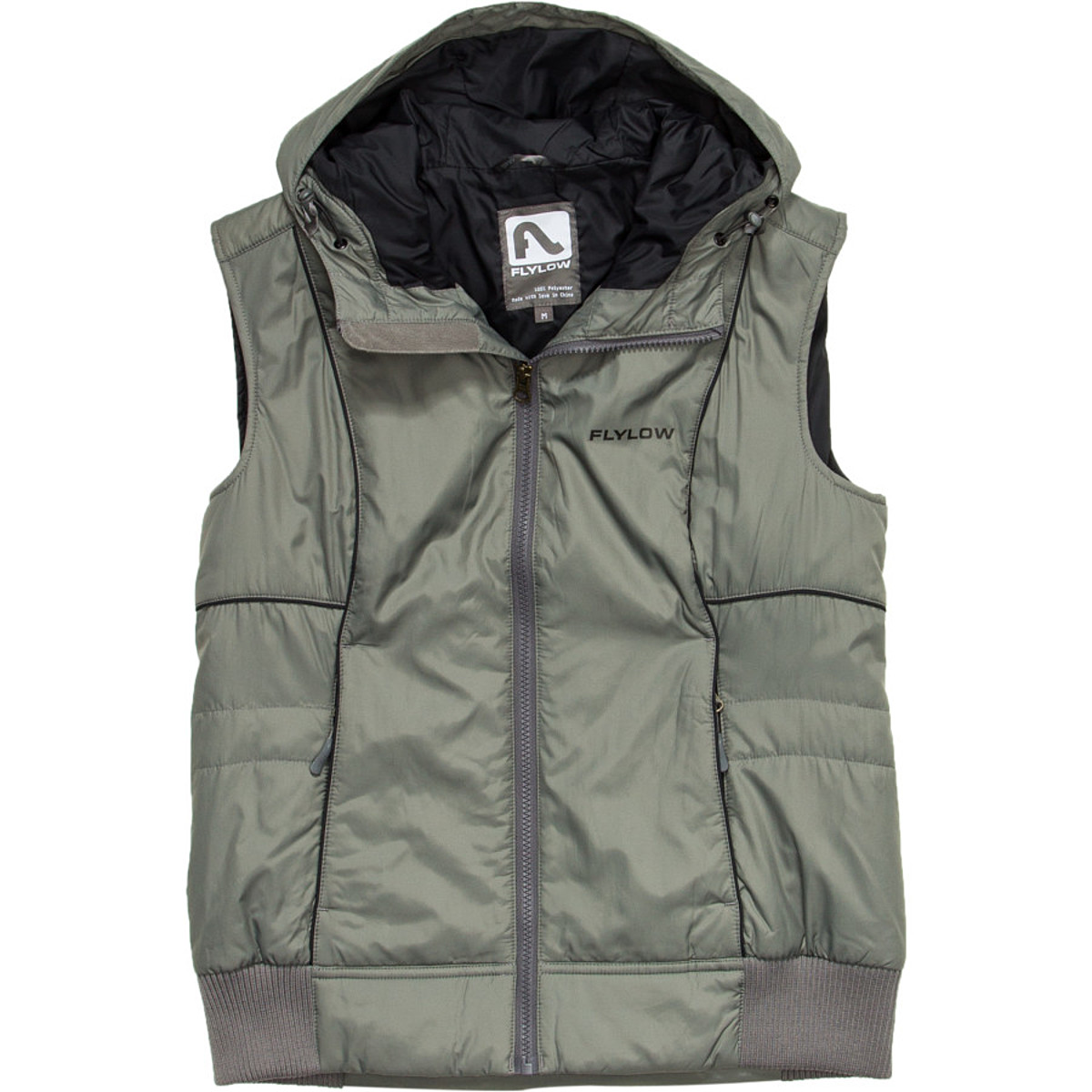 photo: Flylow Gear Smuggler Vest synthetic insulated vest