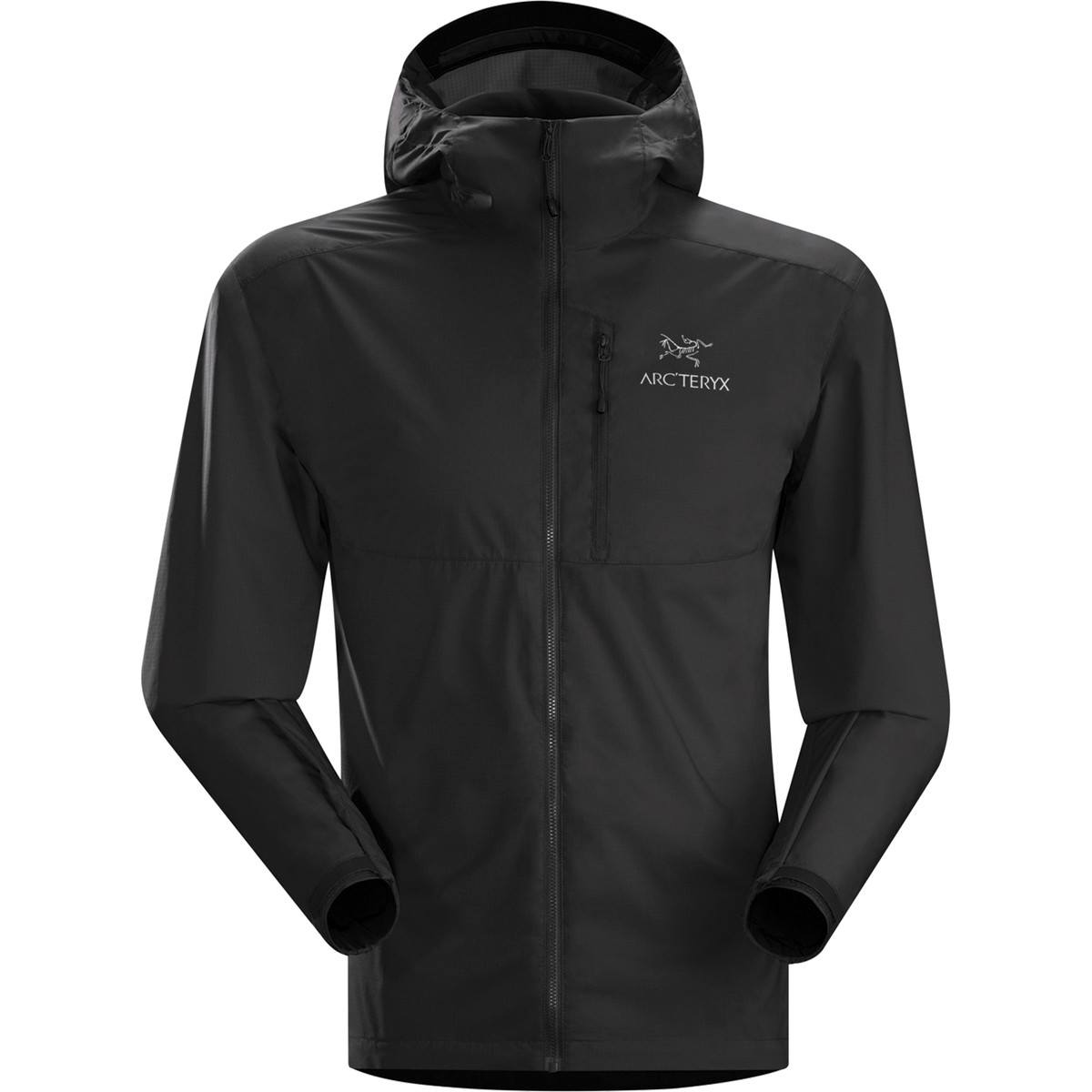 photo: Arc'teryx Squamish Hoody waterproof jacket