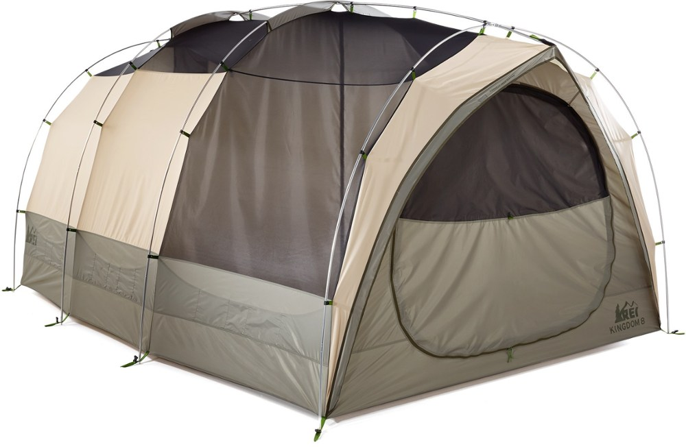 photo: REI Kingdom 8 Tent tent/shelter