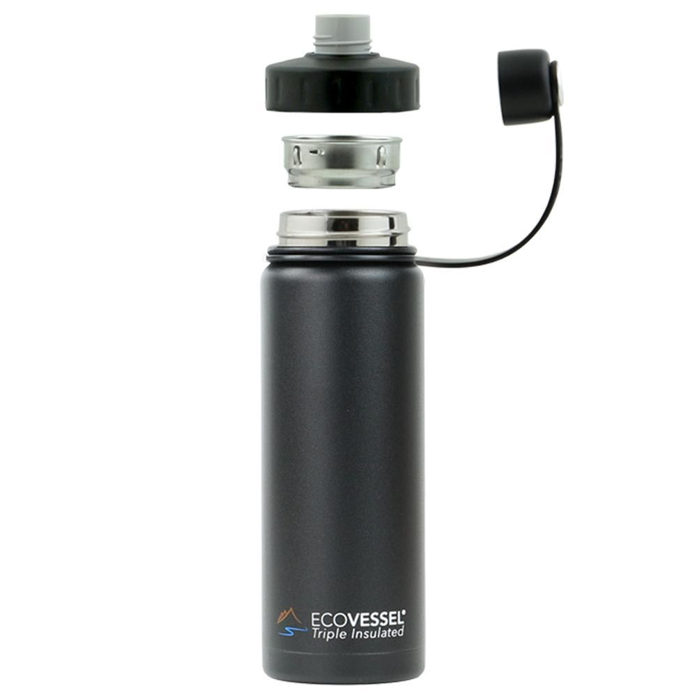photo: EcoVessel The Boulder Insulated water bottle