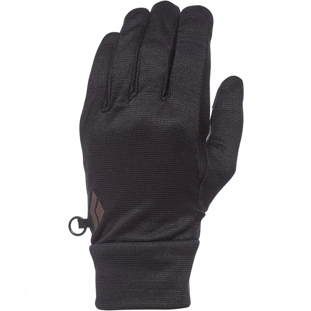 photo: Black Diamond MidWeight WoolTech Gloves fleece glove/mitten
