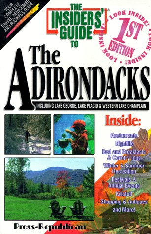 Globe Pequot Insider's Guide to the Adirondacks