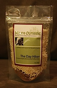 Miles Outside Organic The Day Hiker