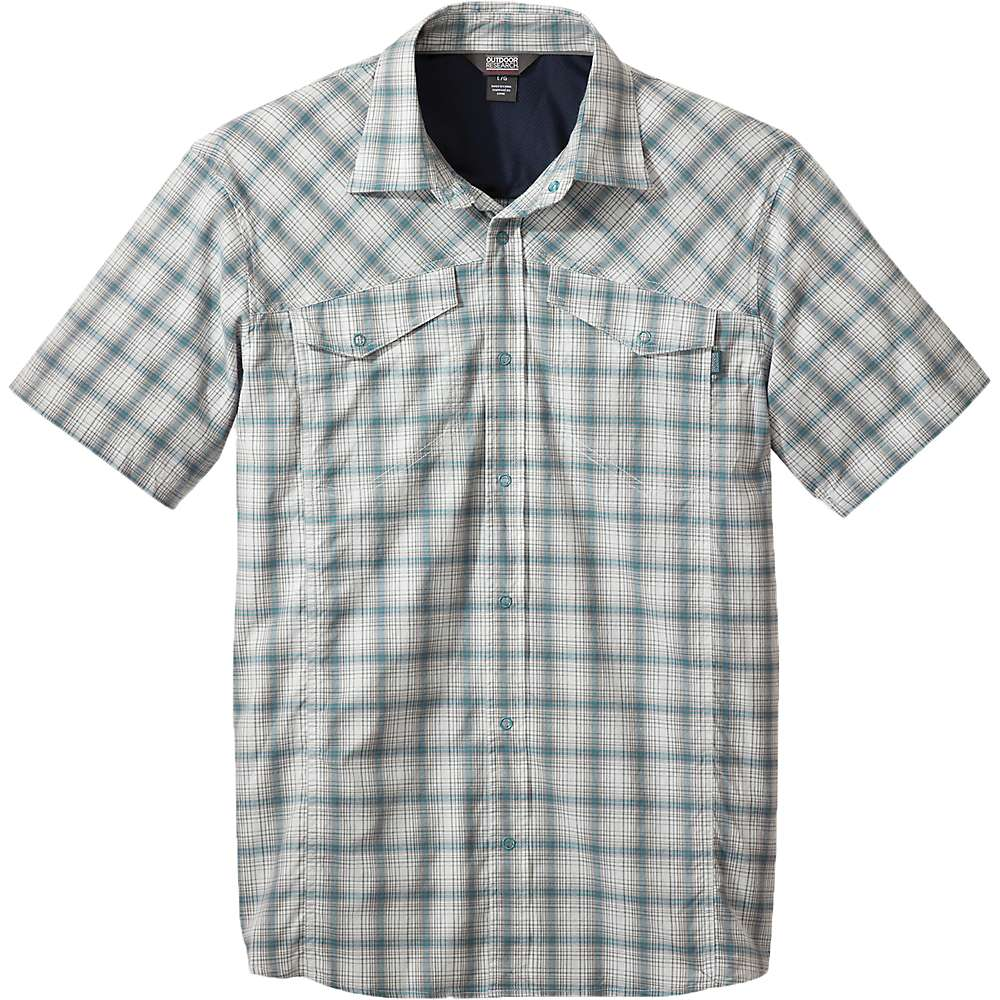 photo: Outdoor Research Pagosa S/S Shirt hiking shirt