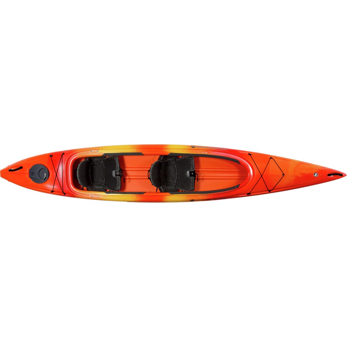 photo: Wilderness Systems Pamlico 145T Tandem recreational kayak