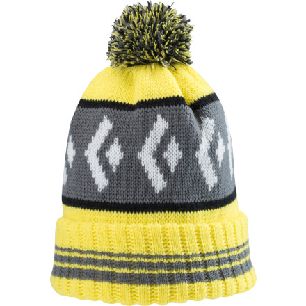 photo: Black Diamond Varsity Pom Beanie winter hat