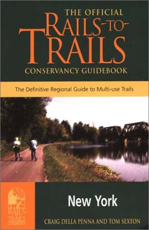 photo of a Rails to Trails Conservancy us northeast guidebook