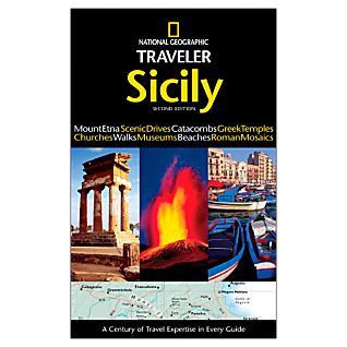 photo: National Geographic Traveler Sicily international guidebook