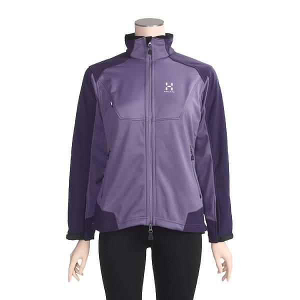 photo: Haglofs Women's Massif Jacket soft shell jacket
