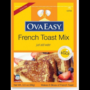 OvaEasy French Toast Mix