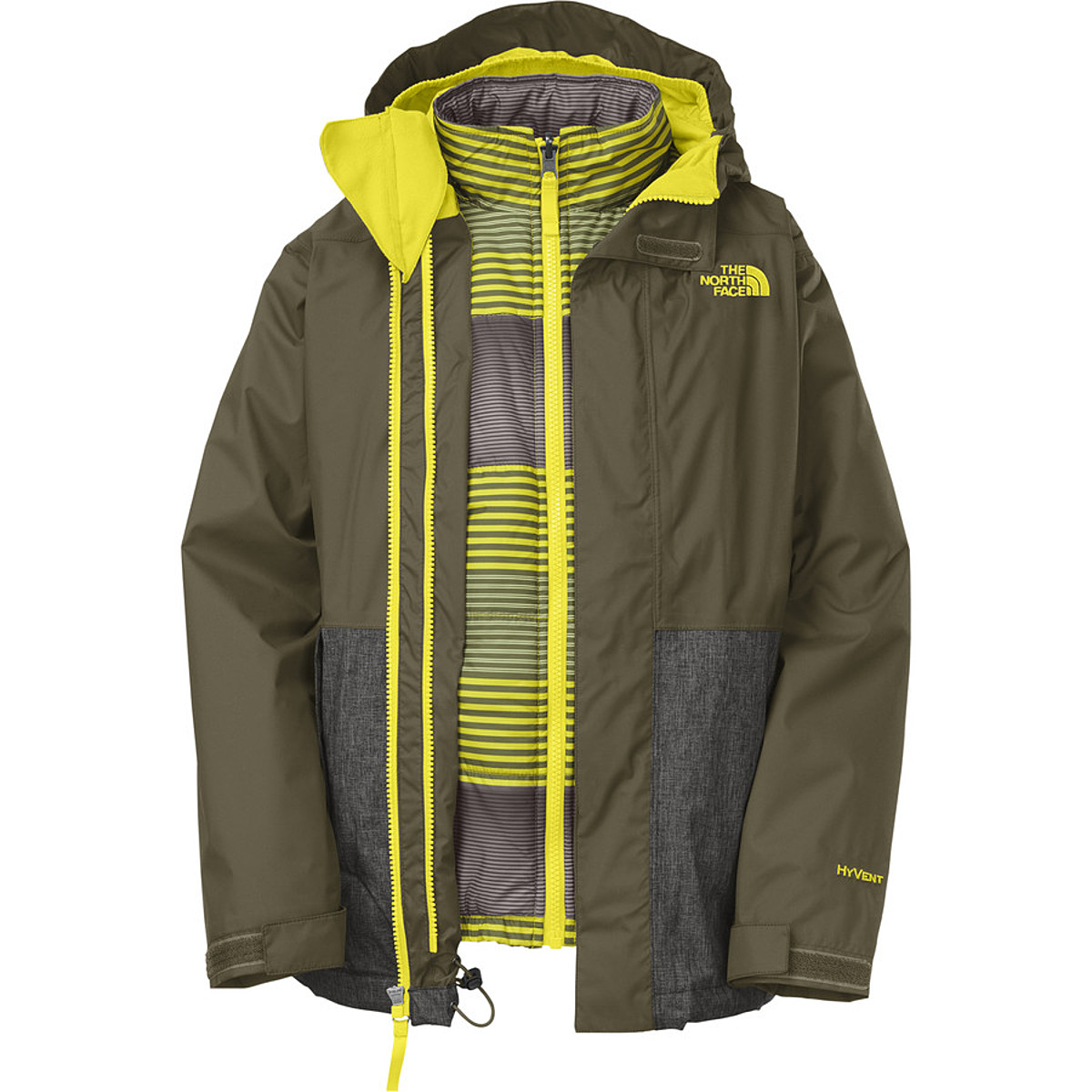The North Face Dubs Triclimate Jacket